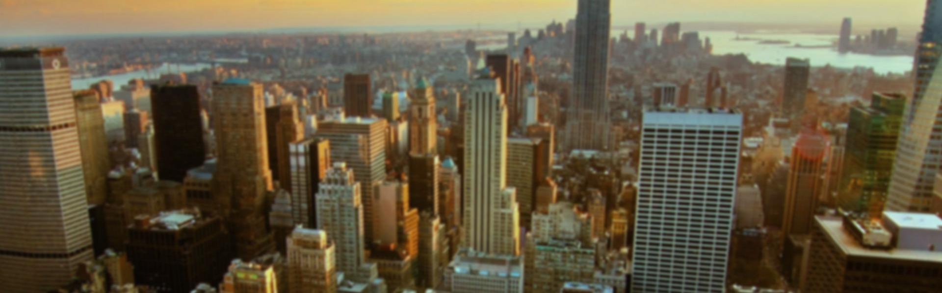 City-blur